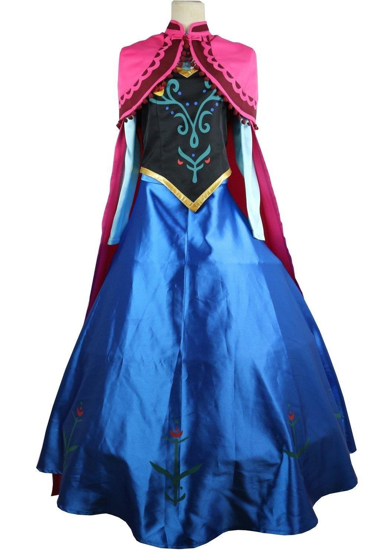 DIY Anna Costumes  DIY Princess Anna Costume & Makeup from Disney s Frozen