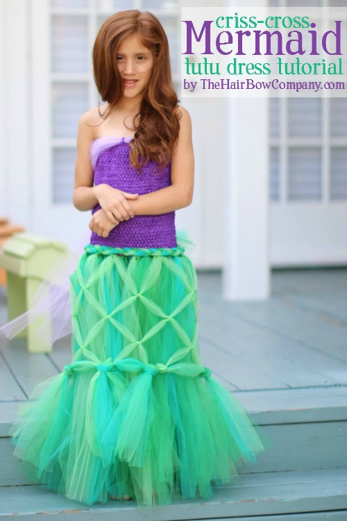 DIY Ariel Costume  Kids Archives Page 2 of 13 Really Awesome Costumes
