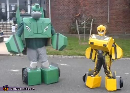 DIY Bumblebee Transformer Costume  52 best Costumes images on Pinterest