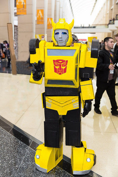 "DIY Bumblebee Transformer Costume  How to Make a Transformers ""Bumblebee"" Costume 12 Steps"