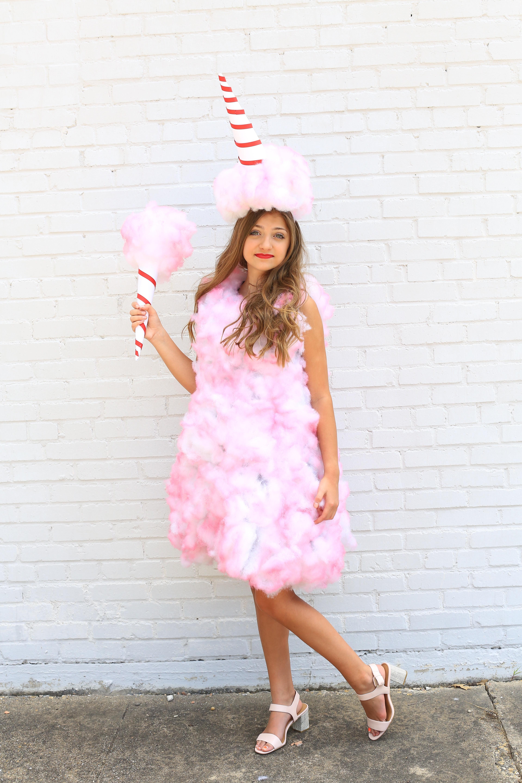 DIY Candy Costume  10 DIY Food Halloween Costumes Kamri Noel