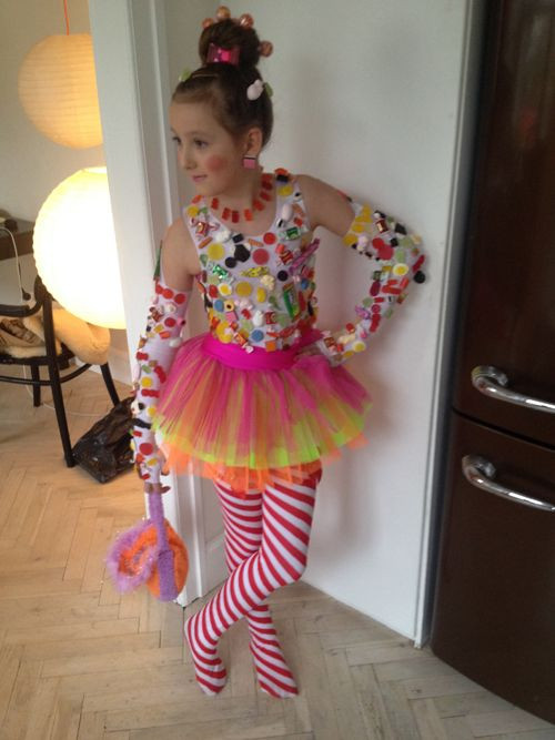 DIY Candy Costume  17 Best images about Children s theater costumes on