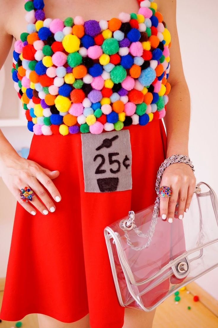DIY Candy Costume  Best 25 Candy costumes ideas on Pinterest
