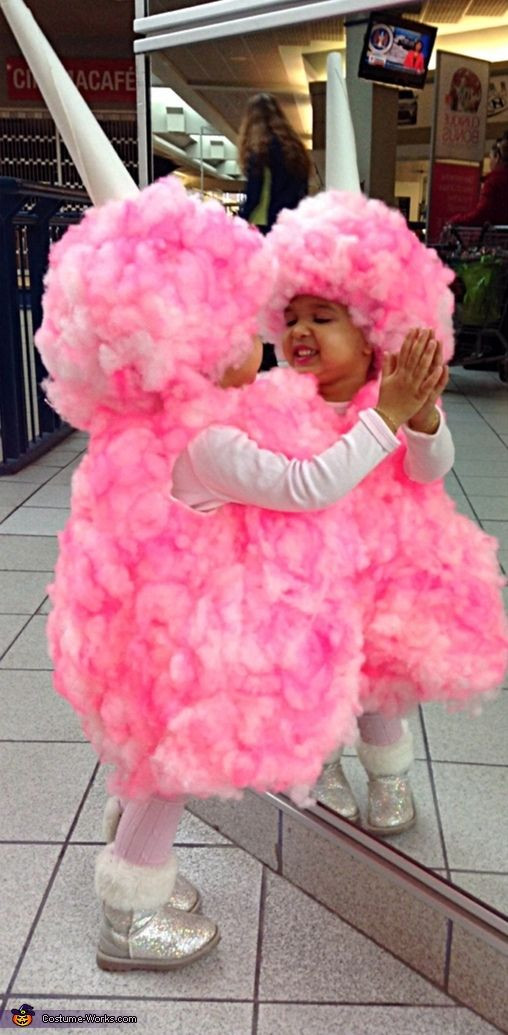 DIY Candy Costume  Best 25 Cotton candy costumes ideas on Pinterest