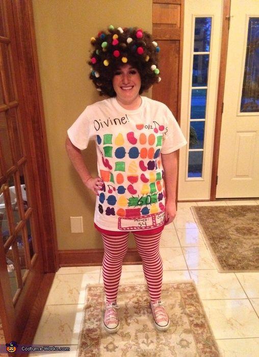 DIY Candy Costume  DIY Candy Crush Costume