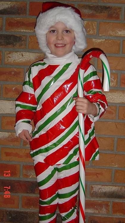 DIY Candy Costume  Homemade Costume Ideas for Halloween