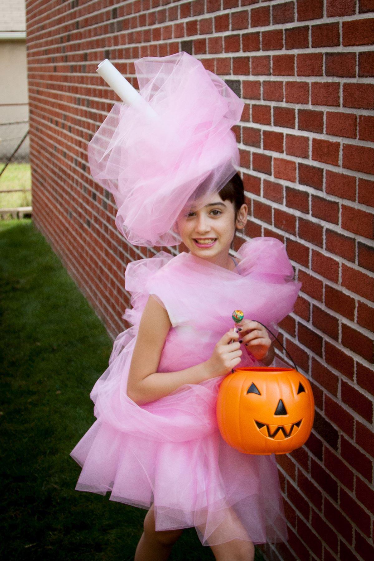 DIY Candy Costume  Aleene's Original Glues DIY Cotton Candy Costume