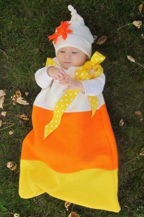 DIY Candy Costume  DIY Halloween Costumes For Babies Mums Make Lists