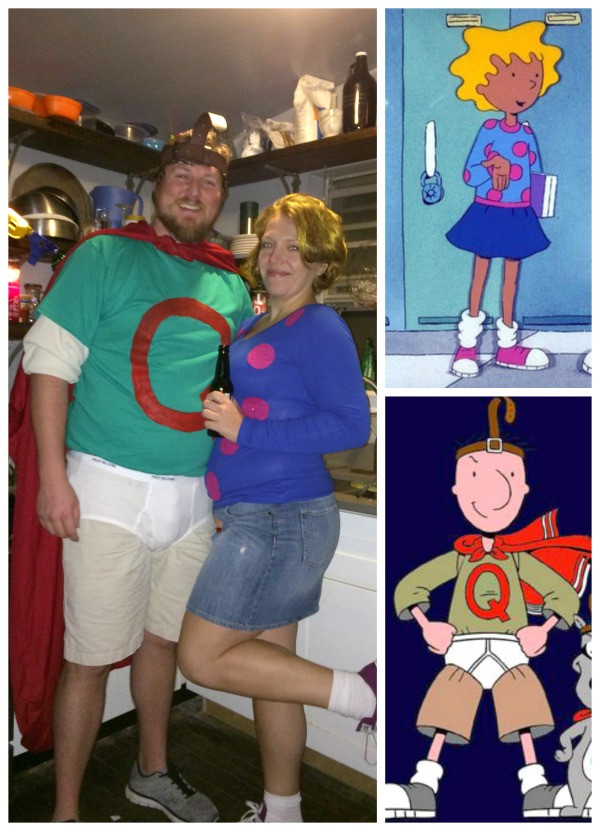 DIY Cartoon Costumes  44 Homemade Halloween Costumes for Adults C R A F T