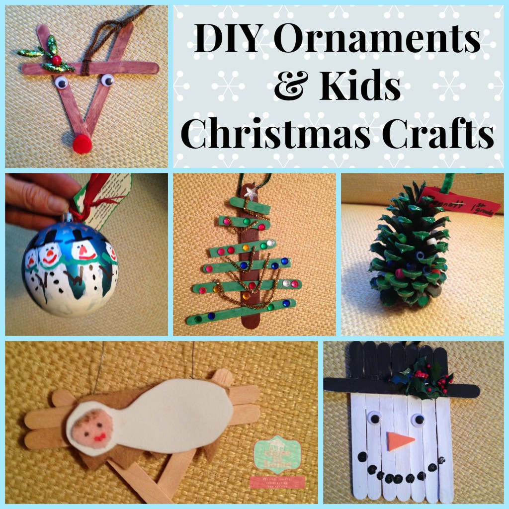 DIY Christmas Craft For Kids  INTRESTING CRAFT IDEAS FOR UR LITTLE KIDS