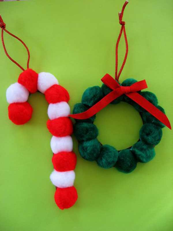 DIY Christmas Craft For Kids  Top 38 Easy and Cheap DIY Christmas Crafts Kids Can Make