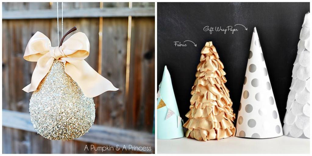 DIY Christmas Decor Pinterest  10 Gorgeous DIY Christmas Decorations