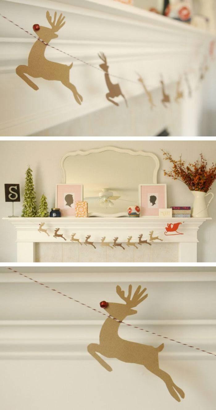 DIY Christmas Decor Pinterest  Best 25 Diy Christmas Decorations ideas on Pinterest
