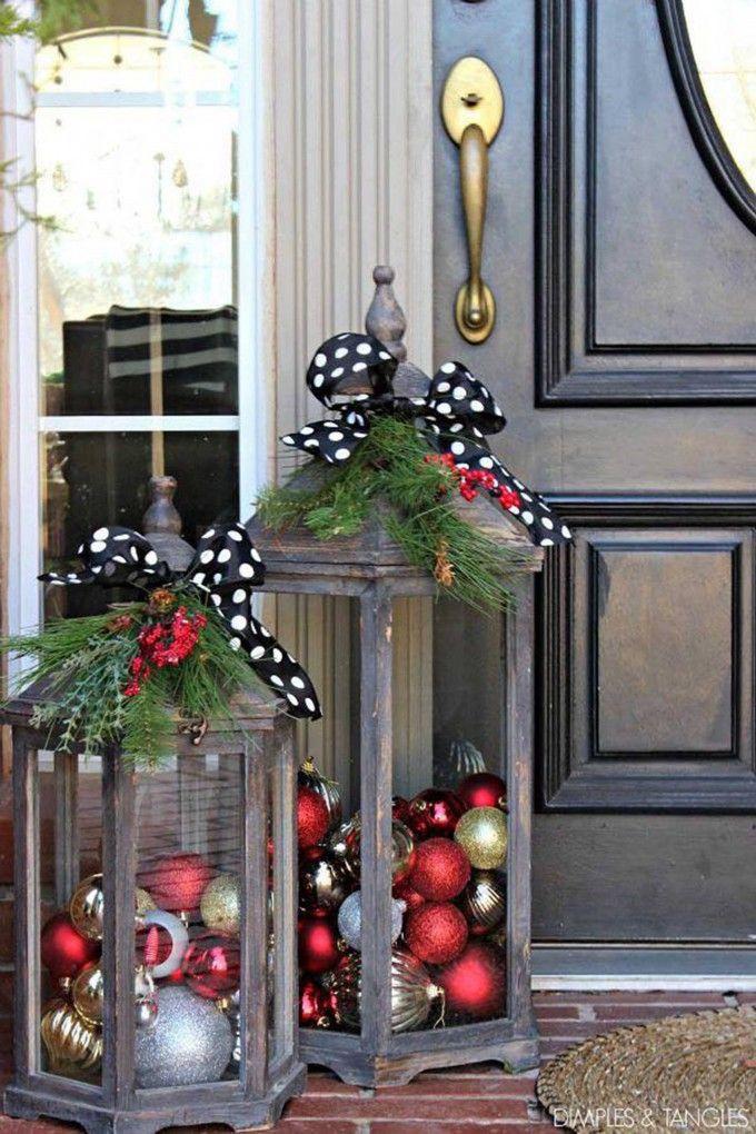 DIY Christmas Decor Pinterest  Best 25 Christmas decor ideas on Pinterest