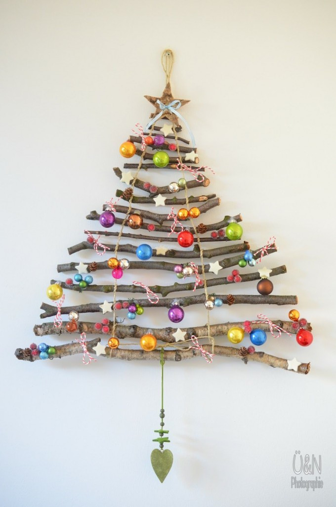 DIY Christmas Decor Pinterest  60 of the BEST DIY Christmas Decorations Kitchen Fun