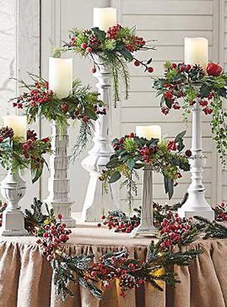 DIY Christmas Decor Pinterest  Most Popular Christmas Decorations on Pinterest