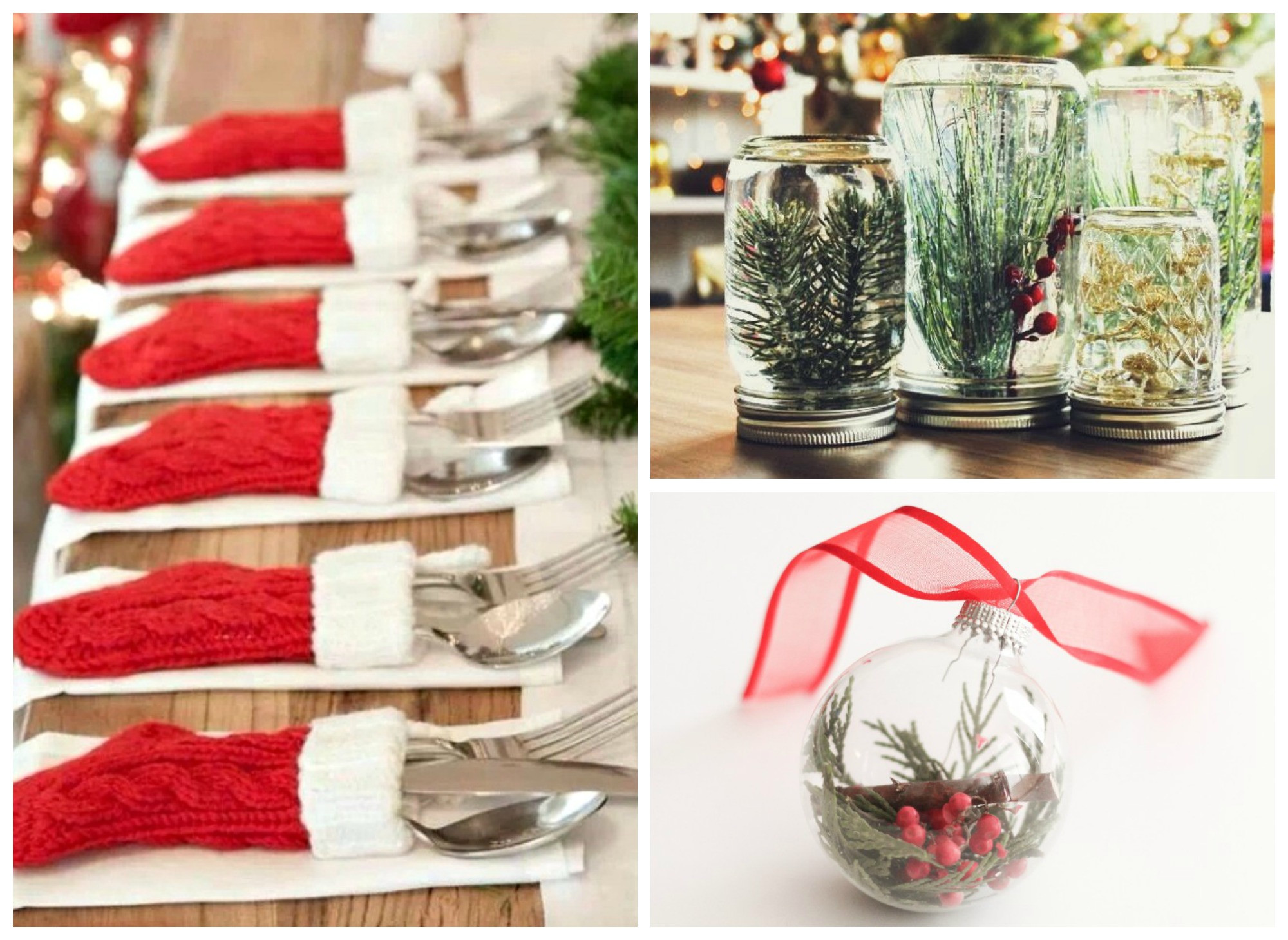 DIY Christmas Decorations  10 Dollar Store DIY Christmas Decorations that are Beyond Easy