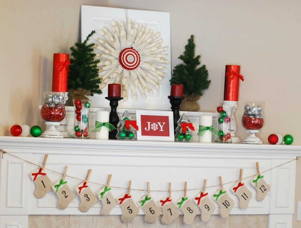 DIY Christmas Decorations  40 Outstanding DIY Christmas Decoration Ideas Interior Vogue