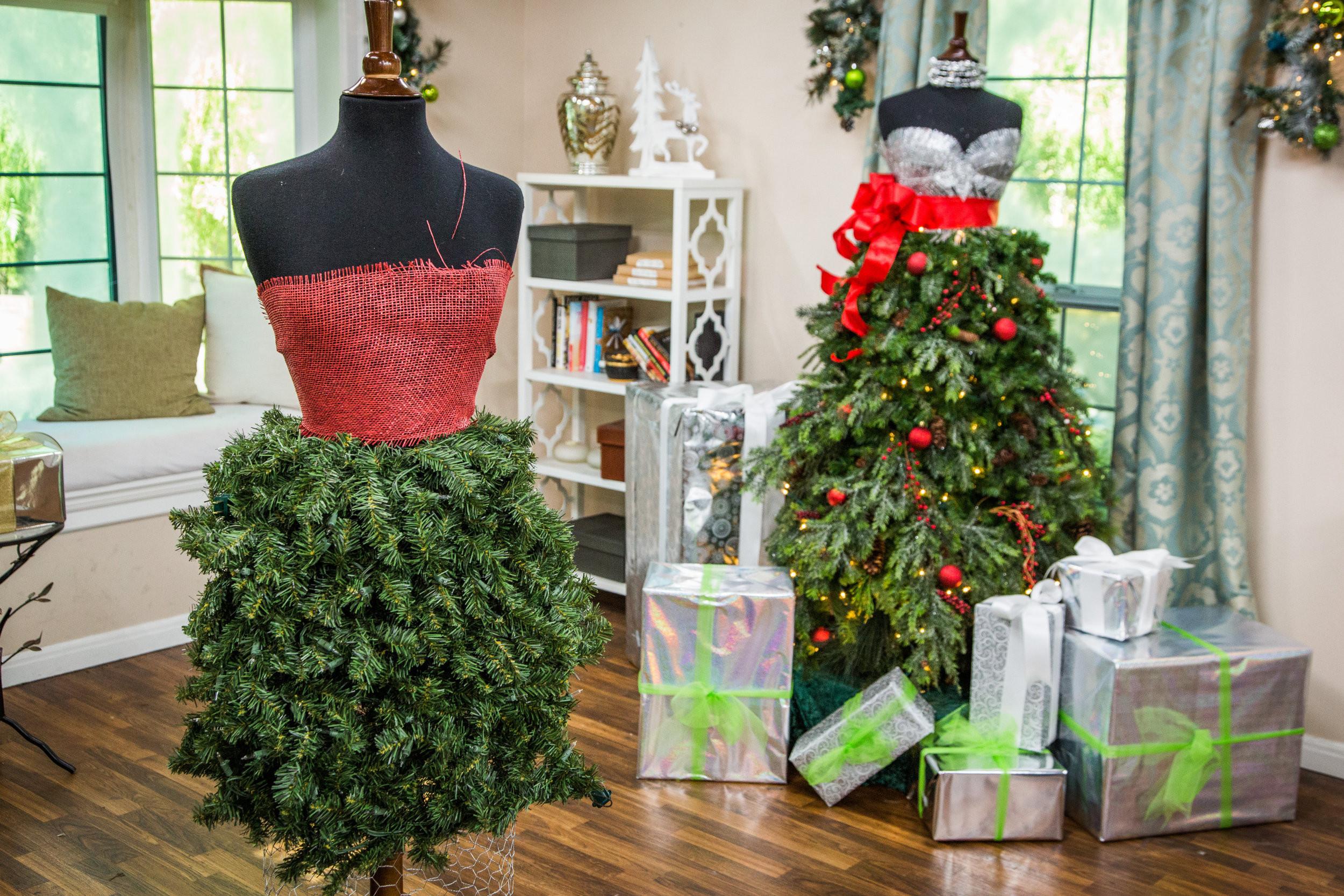 DIY Christmas Decorations  How To DIY Christmas Ornament Dress