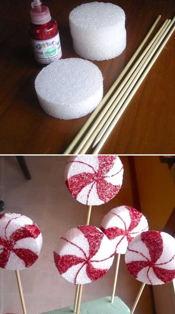 DIY Christmas Decorations  35 Creative DIY Christmas Decorations You Can Make In