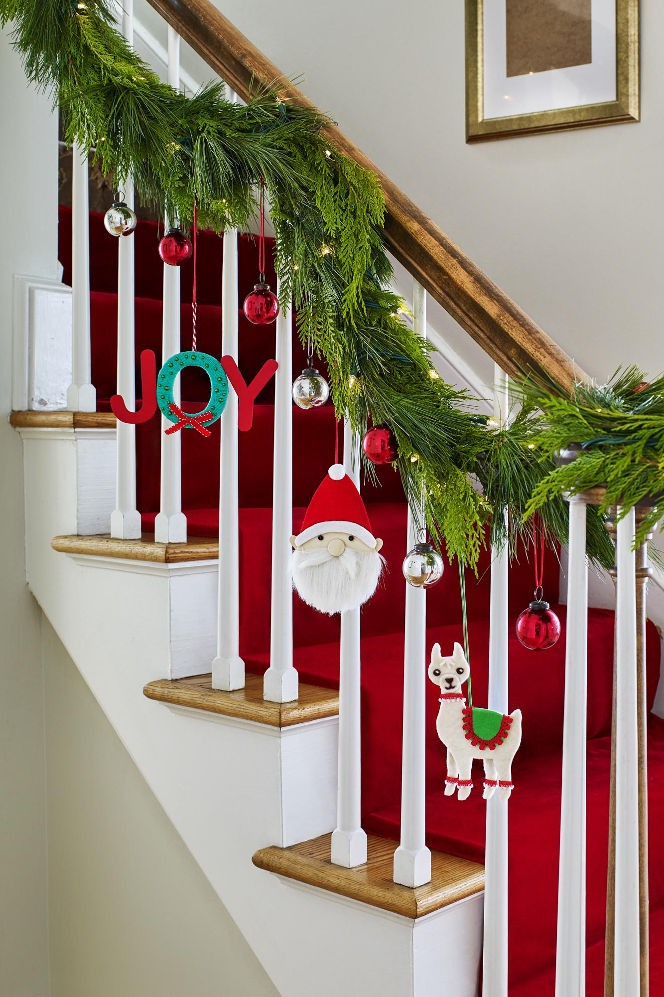 DIY Christmas Decorations  32 Homemade DIY Christmas Ornament Craft Ideas How To
