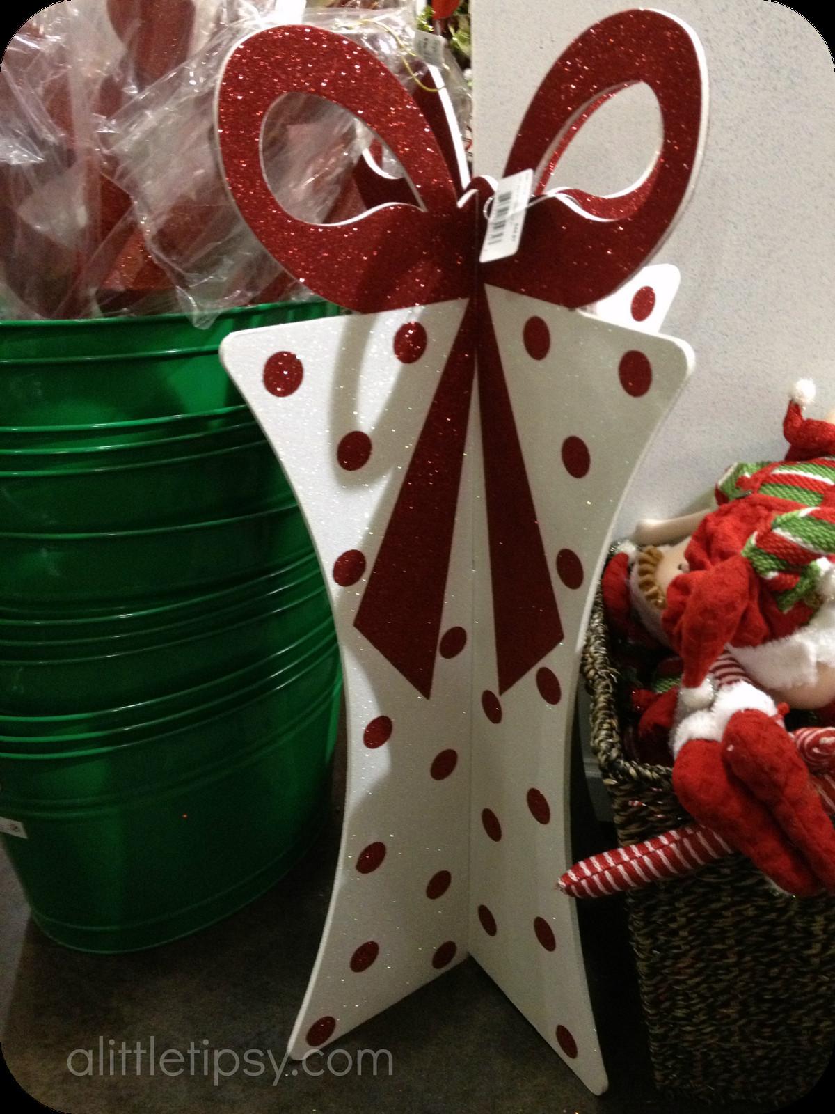 DIY Christmas Decorations  DECK THE HOLIDAY S DIY CHRISTMAS PRESENT DECOR