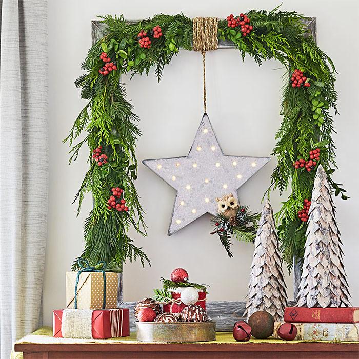 DIY Christmas Garland Ideas  DIY Christmas Garland Ideas