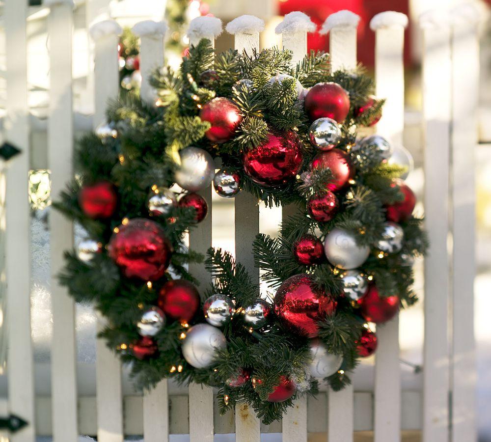 DIY Christmas Garland Ideas  Bon Marché DIY Holiday Wreaths