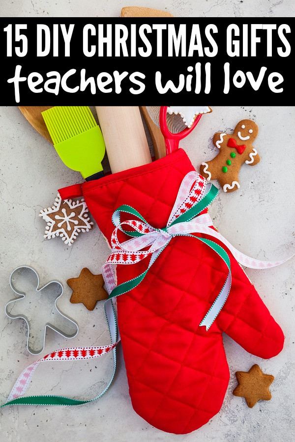 DIY Christmas Gift For Teachers  15 DIY teacher Christmas ts