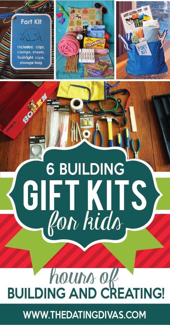 DIY Christmas Gifts For Boy  50 DIY Gift Kits for Kids