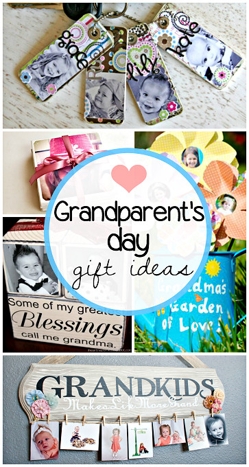 DIY Christmas Gifts For Grandma  Creative Grandparent s Day Gifts to Make Crafty Morning