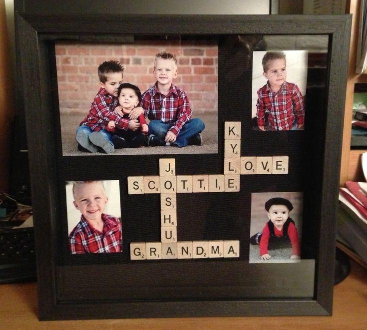 DIY Christmas Gifts For Grandma  DIY Grandma t for Christmas Bday or Mother s Day