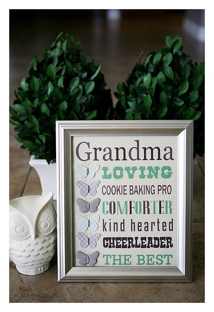 DIY Christmas Gifts For Grandma  147 best images about Homemade Gifts For Grandparents on
