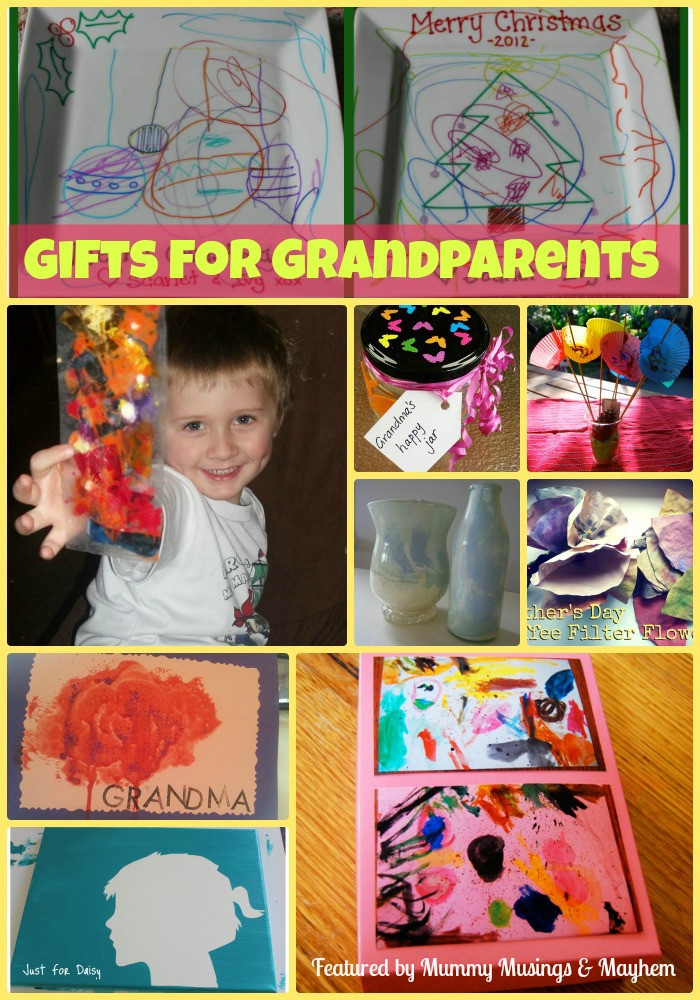 DIY Christmas Gifts For Grandma  Homemade Christmas Gifts for Grandparents The Empowered