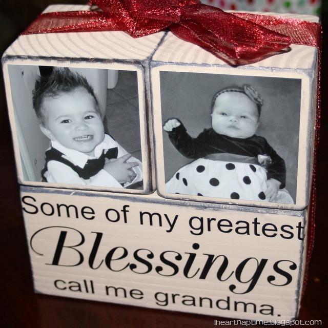 DIY Christmas Gifts For Grandma  Life in the Motherhood A Homemade Christmas Gift Idea