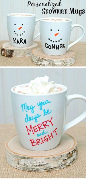 DIY Christmas Gifts For Her  Handmade Christmas Gifts for Women to DIY Homemade DIY