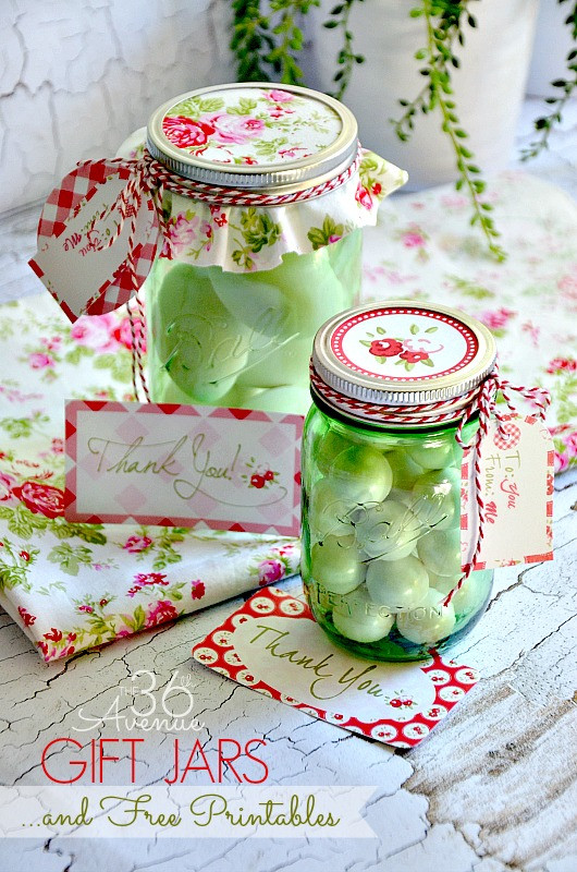 DIY Christmas Gifts For Her  Handmade Gifts for Women The 36th AVENUE