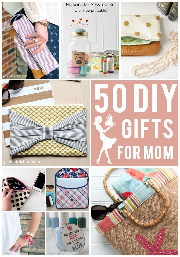 DIY Christmas Gifts For Mom  50 DIY Mother s Day Gift Ideas & Projects