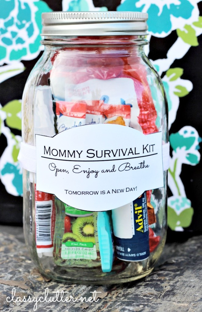 DIY Christmas Gifts For Mom  DIY Christmas Gifts Ideas for Mom – 3CITYGIRLS