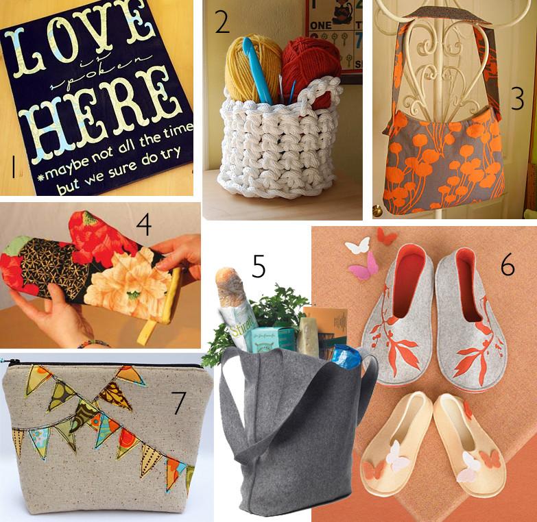 DIY Christmas Gifts For Mom  The How To Gal DIY Christmas Gift Guide MOM GRANDMA