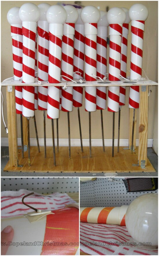 DIY Christmas Outdoor Decorations  20 Impossibly Creative DIY Outdoor Christmas Decorations