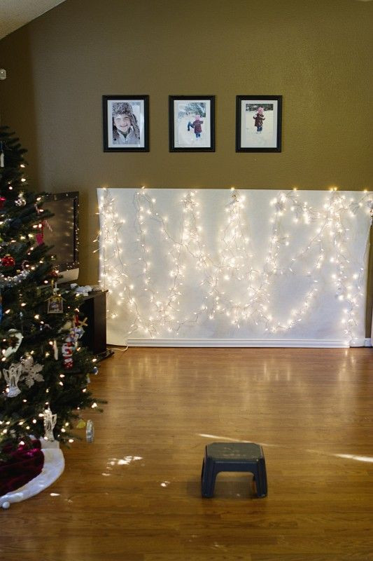 DIY Christmas Photography Backdrops  25 best ideas about Christmas Backdrops on Pinterest