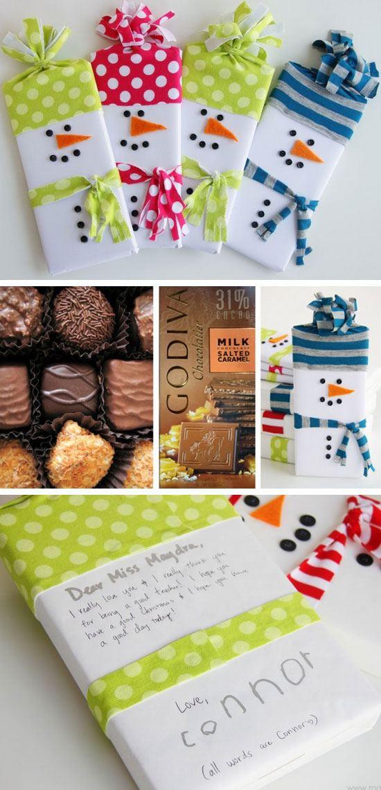 DIY Christmas Presents  25 Easy DIY Christmas Gift Ideas for Family & Friends