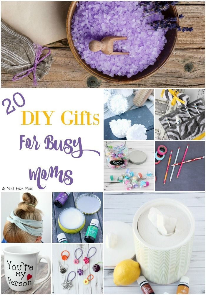 DIY Christmas Presents For Mom  143 best Homemade Gift Ideas images on Pinterest