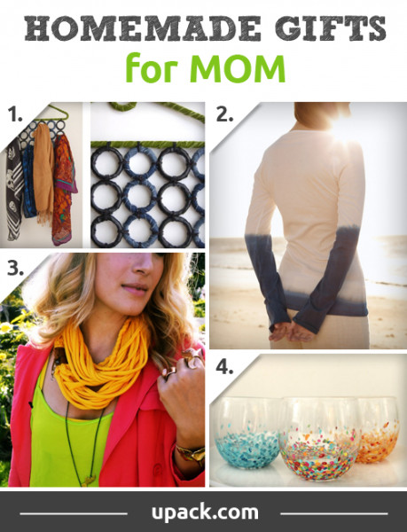 DIY Christmas Presents For Mom  Homemade Christmas Gift Ideas For Kids Mom Dad Friends