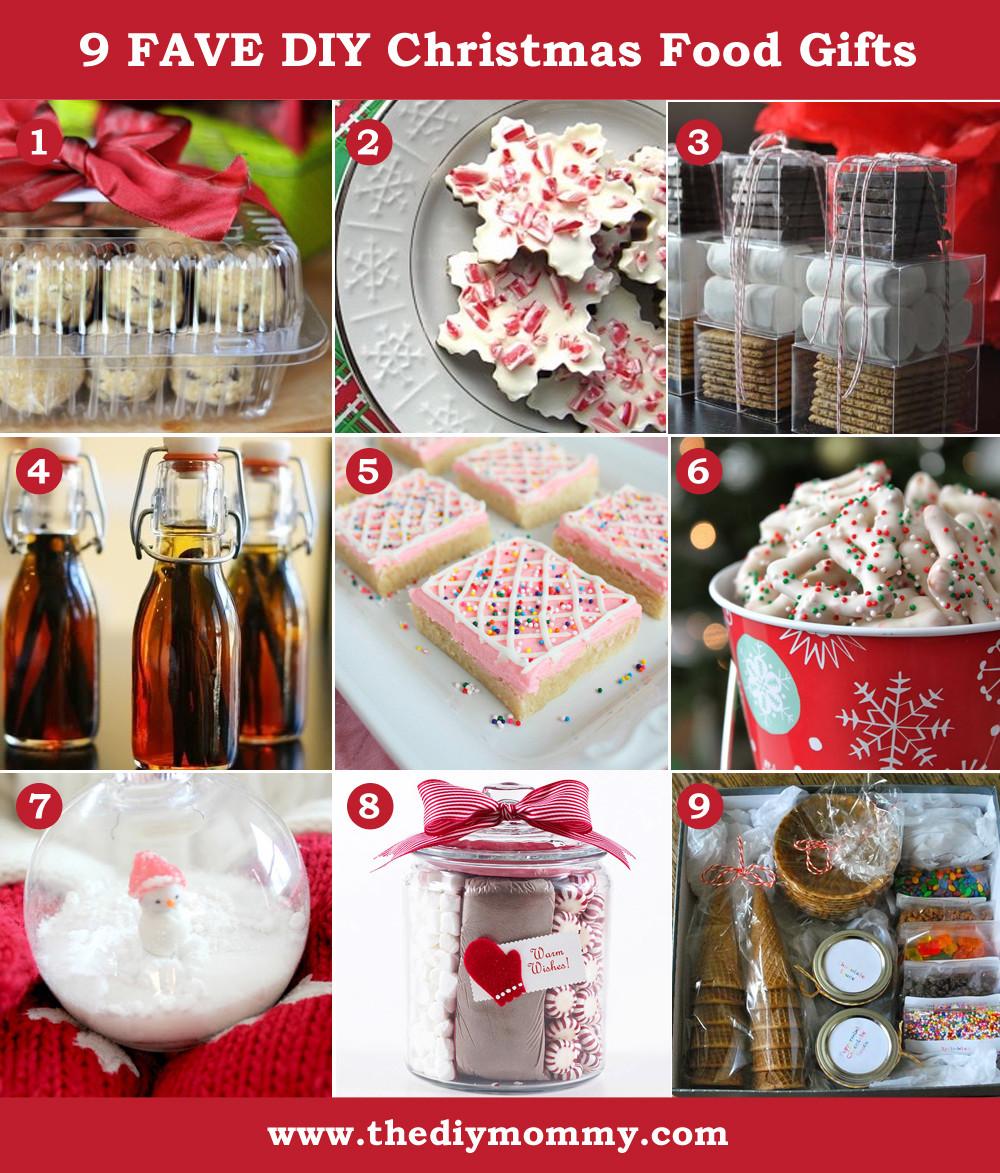 DIY Christmas Presents  A Handmade Christmas DIY Food Gifts