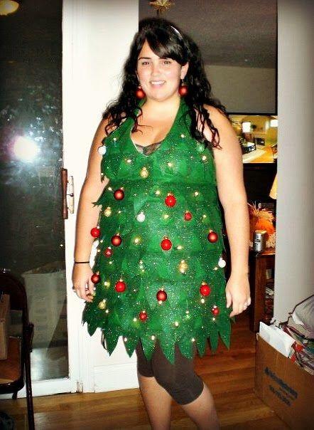 DIY Christmas Tree Costumes  DIY Christmas Tree Costume kids fun