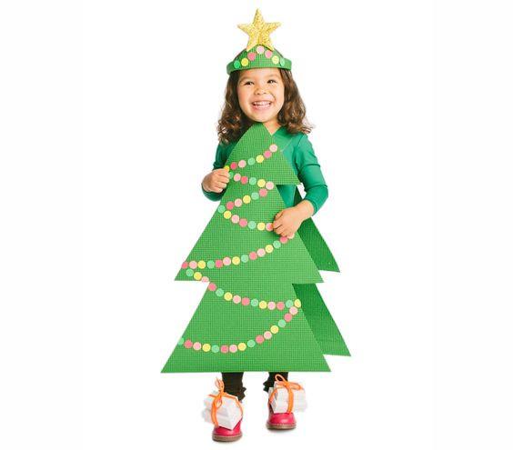 DIY Christmas Tree Costumes  Best 25 Christmas tree costume ideas on Pinterest