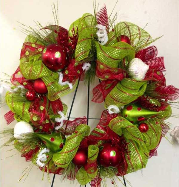 DIY Christmas Wreath Ideas  11 Awesome And Adorable Diy Christmas Wreaths Ideas