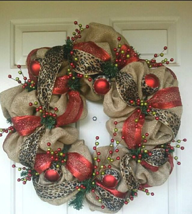 DIY Christmas Wreath Ideas  17 Best ideas about Diy Christmas Wreaths on Pinterest